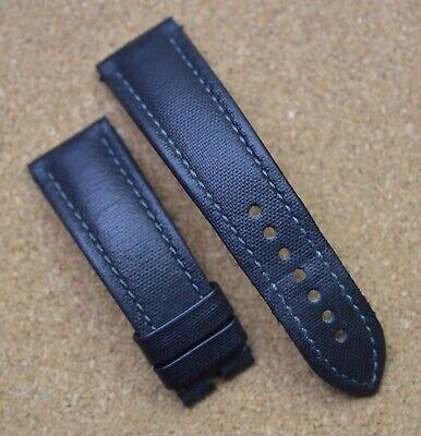 Blancpain Black Kevlar 23mm 23/20 Strap Band For Fifty Fathoms