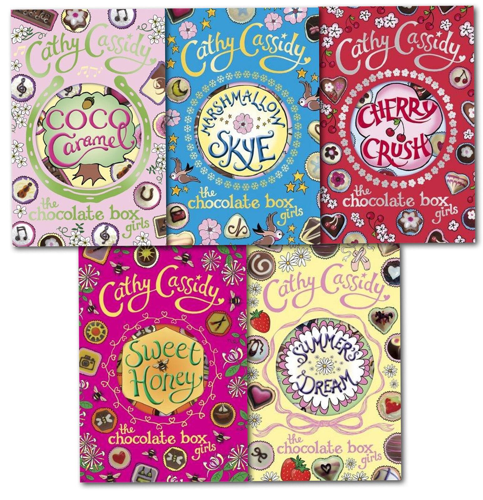 Cathy Cassidy Chocolate Box