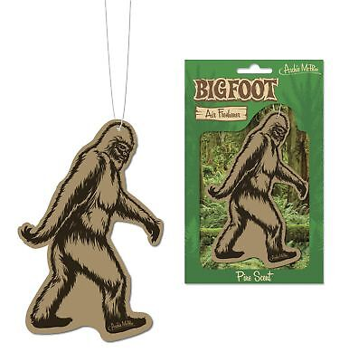 BIGFOOT Air Freshener - 2 Pack Pine Scent - For Car RV Trailer Tent - Best (Best Car Air Freshener)