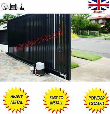 DRIVEWAY GATES / METAL GATES / COMPOSITE WOOD GATE/ WROUGHT IRON GATE/BI FOLDING