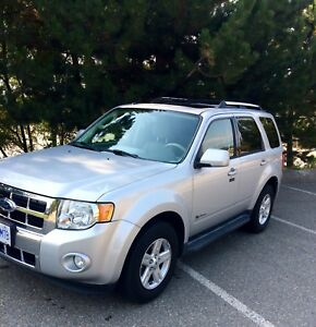 2009 Escape Hybrid Limited 4x4