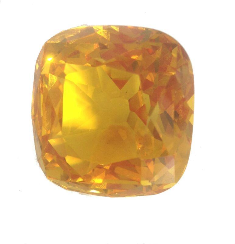 Tiffany Gemstone Carat Costume Crystal Gem Jewel Stone Jewelry History Love Cut