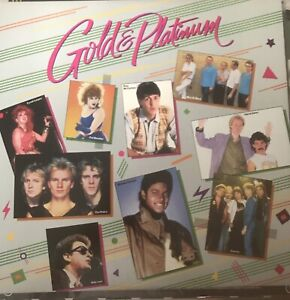 Gold And Platinum 1982 Vinyl