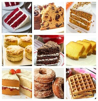 Morton's Cake Mix Baking Selection, Pro Quality Easy To Use Make Treats at home