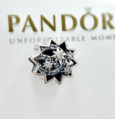Pandora Silver 925 Disney When You Wish Upon A Star Charm 797490CZ
