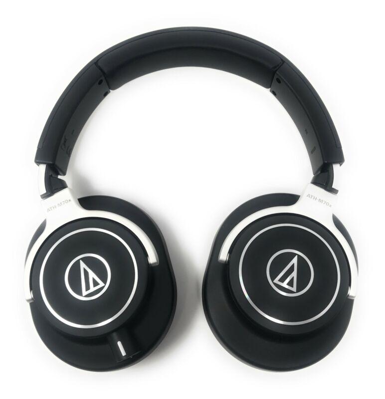 Audio-Technica ATH M70X Over-Ear Headphones