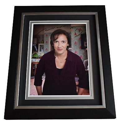 Miranda Hart SIGNED 10x8 FRAMED Photo Autograph Display Comedy TV AFTAL & COA