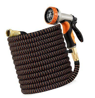 HB life Flexible garden hose, flexible hose, water hose, 75 ft / 23 m, flexib...