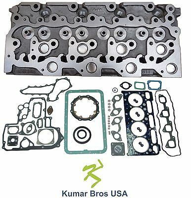 New Kubota V2003-m Diesel Cylinder Head Full Gasket Set