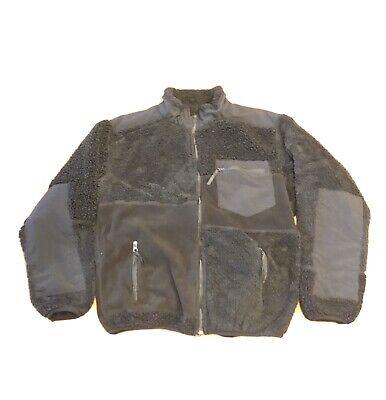 Uniqlo X Engineered Garments Fleece Jacket Black M