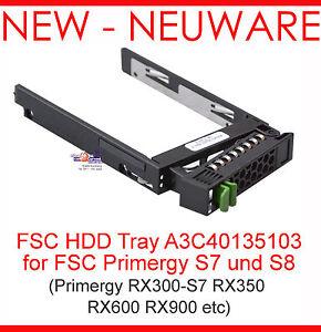 Fsc-Hdd-Sas-SATA-Frame-A3C40135103-Primergy-S7-S8-RX500-RX600-BX900-RX900-S2