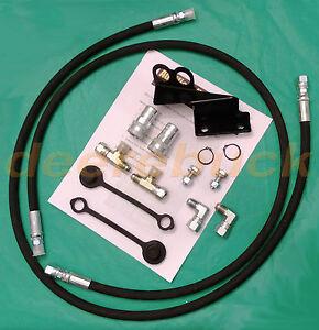 NEW Rear Hydraulic Kit for John Deere 318 322 332
