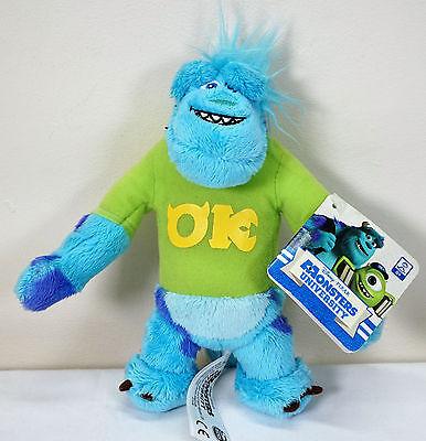 Disney Pixar Monsters University Sully Plush Kids Toy Monsters Inc 12