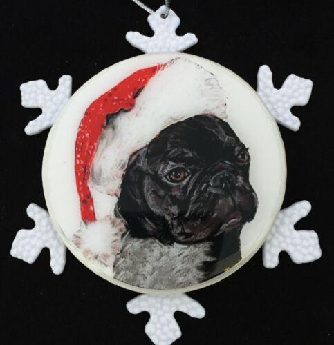 French Bulldog Frenchie Dog Christmas Ornament