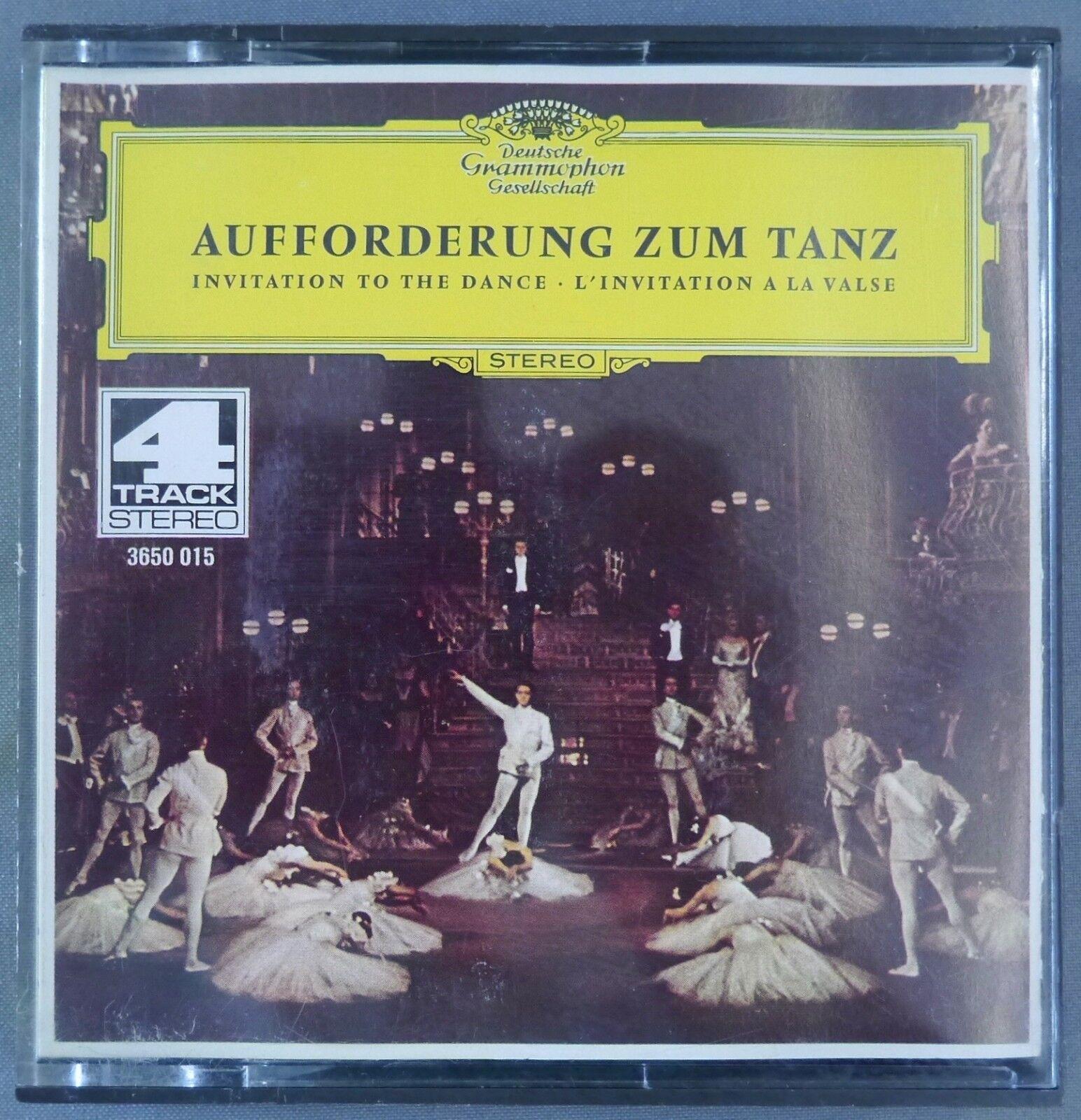 Aufforderung zum Tanz Deutsche Grammophon - Musikband - 3650 015
