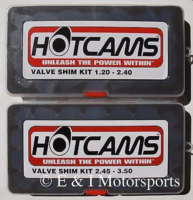 1999-2006 Yamaha Ttr250 Tt-r250 Ttr Tt-r 250 Hot Cams Valve Shim Kit