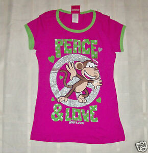 Girls bobby jack by next generation shirt size small 8 or for Girls shirts size 8