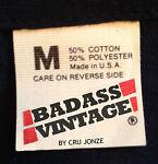 Badass Vintage by Cru Jonze