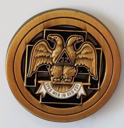 Scottish Rite  lapel pin  Mason