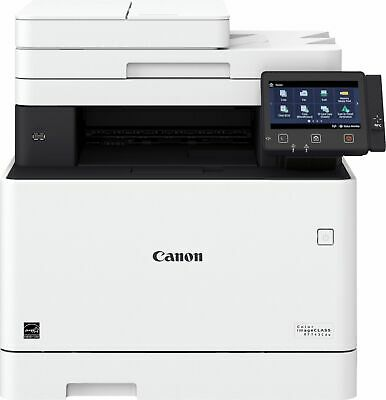 Canon Color imageCLASS MF743CDW All-in-One Wireless Duplex L