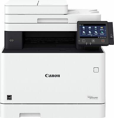 Canon Color imageCLASS MF743CDW All-in-One Wireless Duplex L
