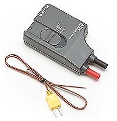 Fluke 80tk Thermocouple Module Tester Converter Adapter For Digital Multimeter