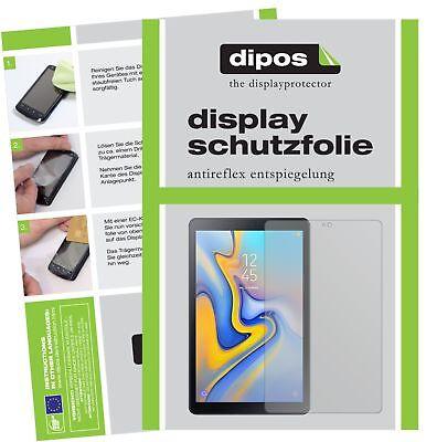 2x Samsung Galaxy Tab A 10.5 Schutzfolie matt Displayschutzfolie Folie Display (Galaxy Tab 2 Display-schutzfolie)