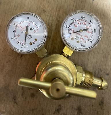 New Smith Pressure Regulator Welding Equipment H1957b-580 - Miller 192121