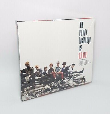 K-POP NCT 127 1st Mini Album [NCT #127] CD + Booklet + Photocard Sealed