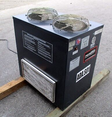 Pneumatech Compressor Air Dryer Model Ada-80 80 Scfm 1 Phase 115 Volt