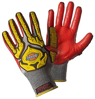 Dickies Heavy Duty Knit Gloves Outdoor Work (Cut Level 5) KONG -