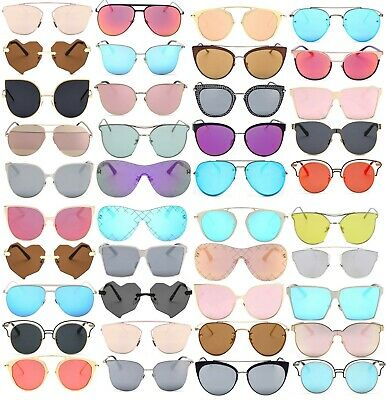 Sunglasses Women's Bulk Lot Wholesale Final Clearance Liquidation Discount (Discounts Sunglasses)