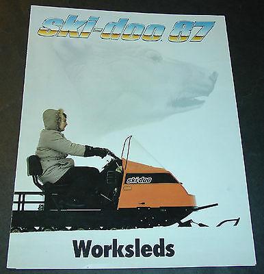 1985 ski doo tundra manual