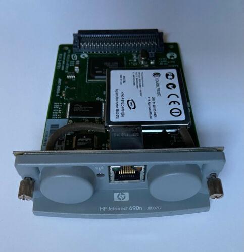 HP JetDirect 690N Wireless Network Card LaserJet Print Server J8007G