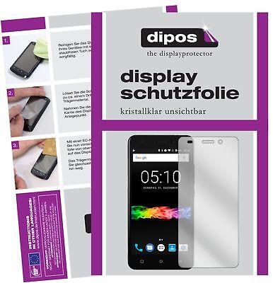 2x Swisstone SD 510 Schutzfolie Klar Displayschutzfolie Folie Display Schutz - 2,99 €