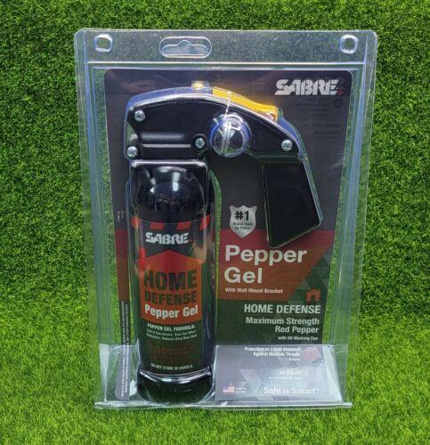 Sabre Home Defense Unit Sabre Red Formula Maximum Strength Pepper Gel - FHP-01