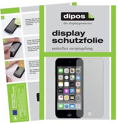 6x Apple iPod Touch (2019) Schutzfolie matt Displayschutzfolie Folie Display Premium Ipod Touch