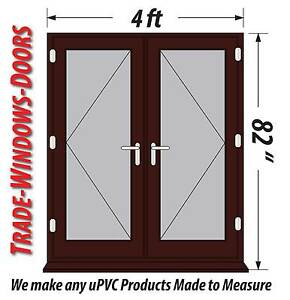 French doors open out 4ft 5ft 6ft wide mahogany white for French doors that open out