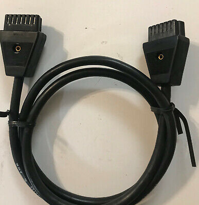 3 Ft 13 pin SIO/IO Cable Orig 8-bit Atari New 800/XL/XE/810/1050 Ver MOLEX R