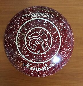 Lawn Bowls - nearly new!! Henselite Fusion!! Nerang Gold Coast West Preview