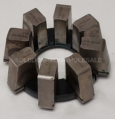 New Eaton Ft1382-200-m465 Cast Die Cage For -20 Braided For Et1187 Crimper