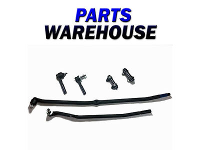 Dodge 4Wd 2500 3500 Pickup 2003 New 6 Piece Kit Steering Parts