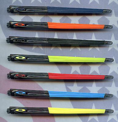 Ap18gs   Grey Smoke  Temple Arms Legs Oakley Crosslink Pitch Ox8037 Ox8041