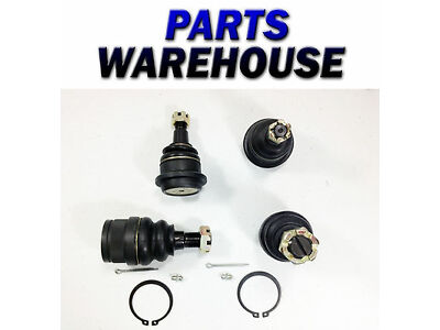4 Ball Joints Dodge Ram 1500 Pickup 2Wd 97 98 99 New 1 Year Warranty