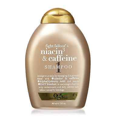 OGX Niacin3 - Caffeine Shampoo 13 - 13 Oz