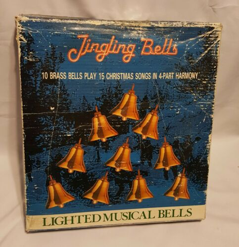 Jingling Bells Lighted Musical Bells