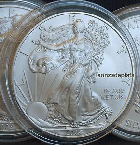 1-American-Silver-Eagle-2008-1-onza-Plata-maciza-encapsulada-aguila-oz-Silver