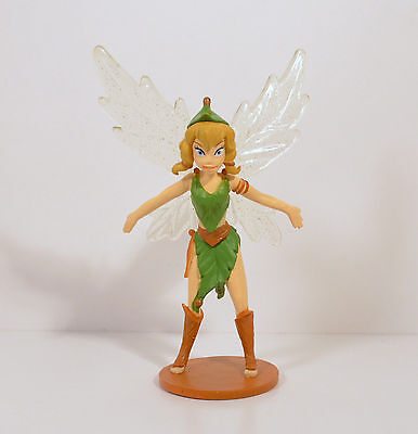 "Beck 4.25"" PVC Fairy Action Figure Disney Store Tinker Bell Fairies"