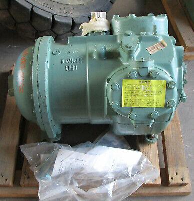 Carlyle Carrier Compressor 06ds9196ac3600-l 460v3ph60hz New Surplus