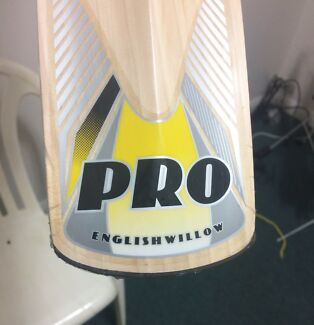 Protos VVS laxman brand youth size cricket bat and pads